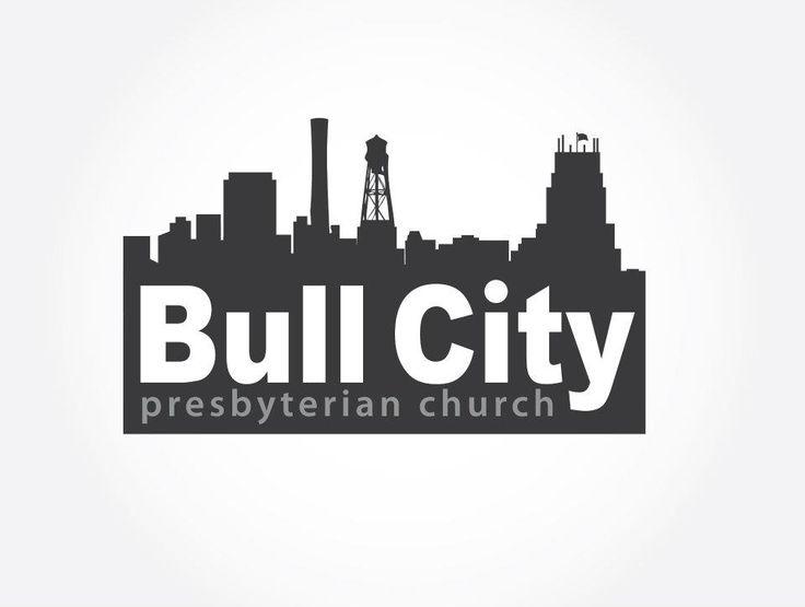 bull city presbyterian church branding identity graphic design custom logo design custom graphic designer graphic designer christian logos faith design