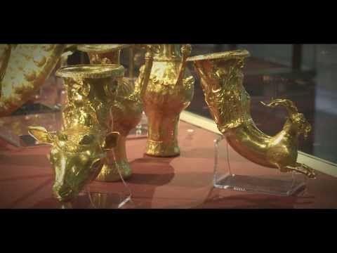 TRACII, Istorie Ascunsa - Thracians, Hidden History - Documentary HD 2013 - YouTube
