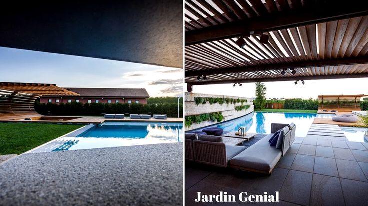 Фото:#JardinGenial #ландшафтный_дизайн  #Озеленение #Освещение #Полив #Постройки_на_участке