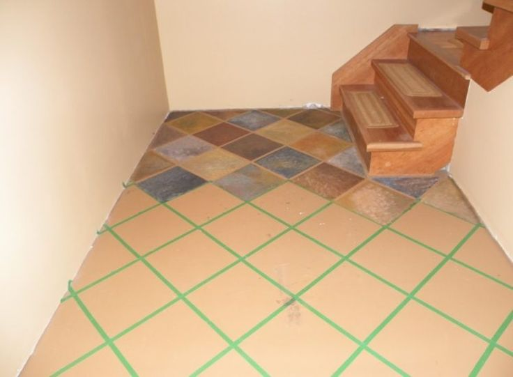 Painting Basement Floor Ideas Image Review