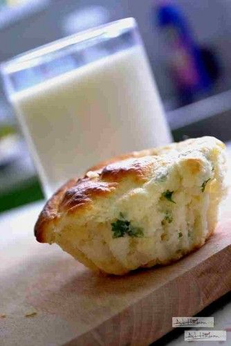 Cheese Muffins -@adihadean