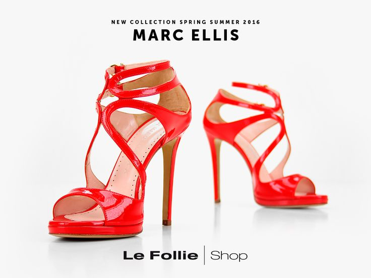 #Marc #Ellis - High-heeled shoe