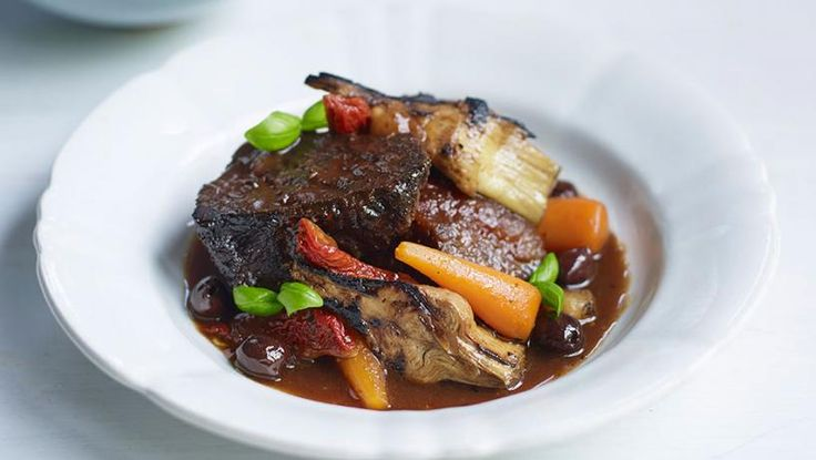 Daube de boeuf provençal from Michelin-starred chef Eric Chavot | Foodism