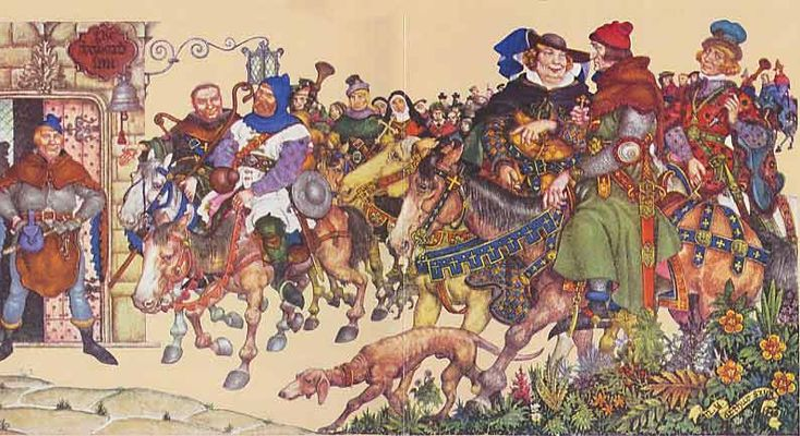 a life history of geoffrey chaucer the poet Geoffrey chaucer (/ˈtʃɔːsər/ c 1343 - 25 october 1400), known as the father  of english literature, is widely considered the greatest english poet of the.