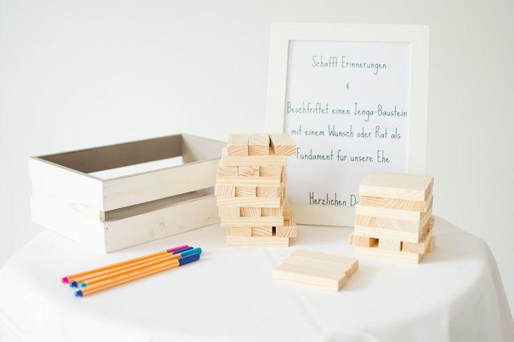 Gästebuch Hochzeit - mal anders - Alternativen - Ideen Foto von Melanie Wirth | Hochzeit mit EVENTCROWD App