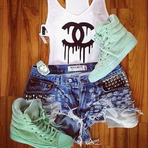 Cute swag outfit