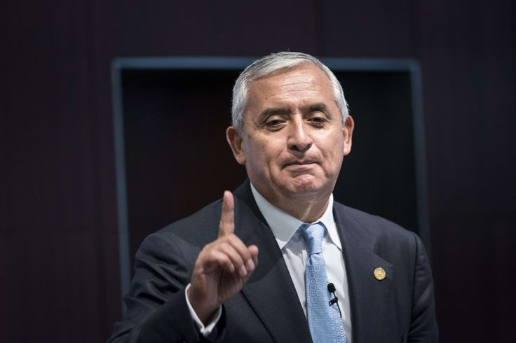 Guatemalan President still mulling whether to legalize marijuana