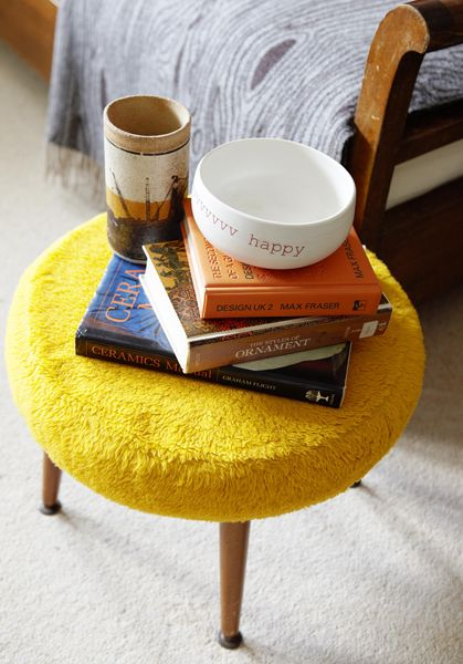 11 Best Images About Upholstered Stools On Pinterest