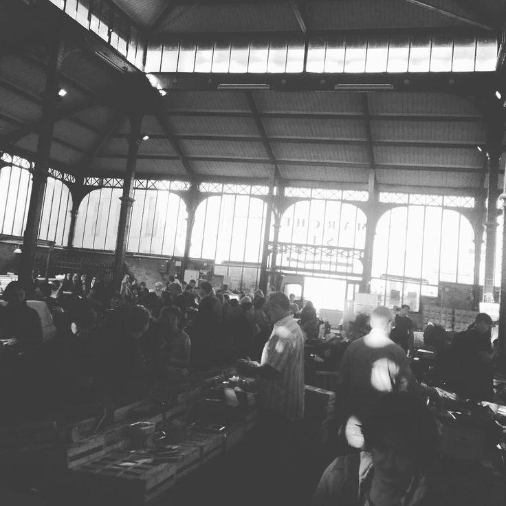 Passage rapide par le marché Saint-Joseph #clermont #clermontferrand #igersclermontferrand #marché #soleil #myauvergne #shopping #bio