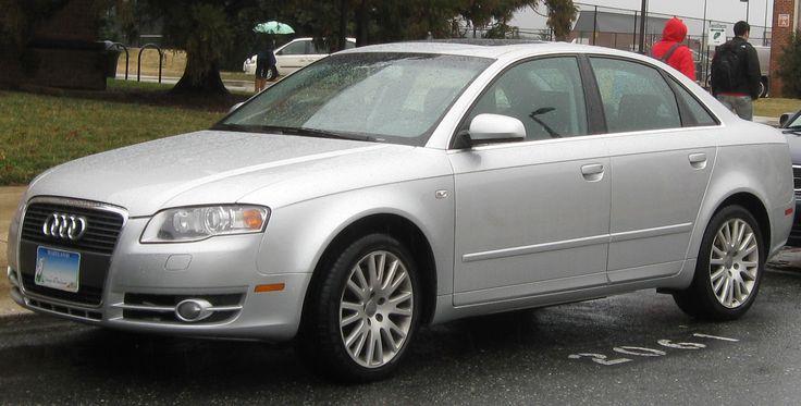 2005-2008 Audi A4 (B7)