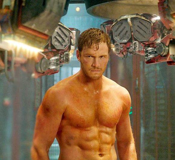 Chris Pratt Workout Routine & Diet Plan