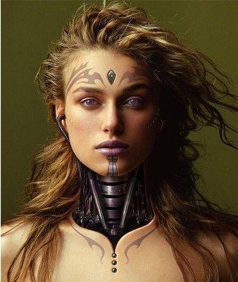 Women in Fantasy and Digital Art