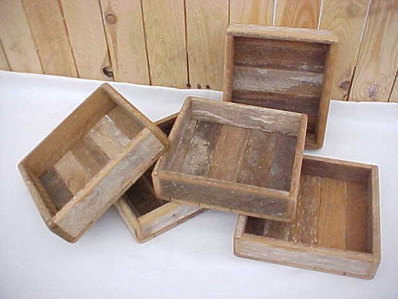 Small Tray Made From Reclaimed Lath Wood  by alteredfindings, $9.00