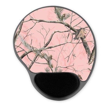 Realtree Pink Camo Mousepad $14.99  #Realtreepink