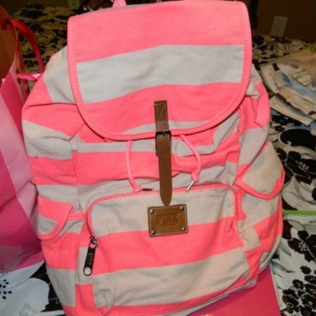 Victoria's secret pink I WANT THIS SO BAD IT IS SO CUTE!!!!