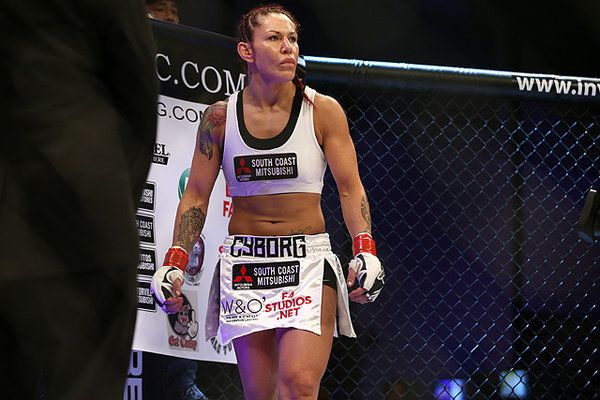 Cris ?Cyborg? Justino to fight at UFC 198