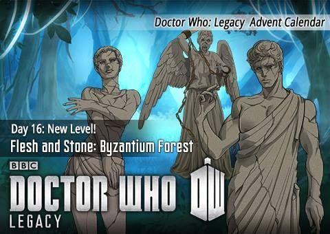 Doctor Who - les anges pleureurs