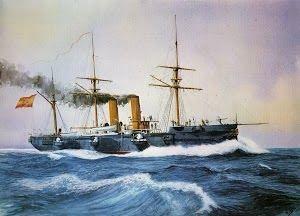 Reina Cristina   Crucero España