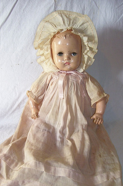 Horsman Flirty Eyes by Visit My Dolls, via Flickr