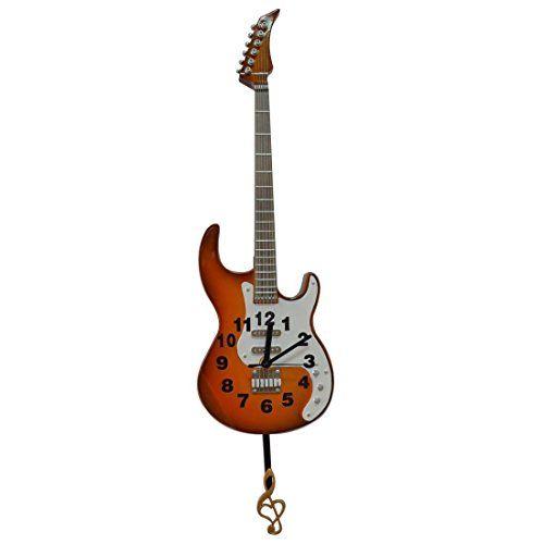 Giftgarden Guitar Pendulum Clocks for Wall Decor Giftgarden https://www.amazon.co.uk/dp/B013WLPXUA/ref=cm_sw_r_pi_dp_x_4I3yyb44W4RM3
