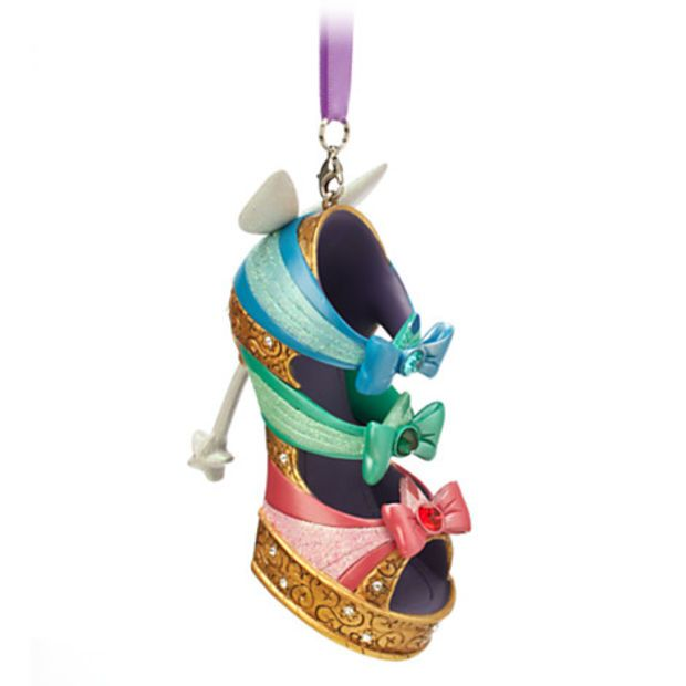 Disneystore Uk Shoe Ornaments