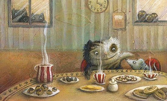 репертуар найти смешные картинки про чаепитие нужно, чтобы