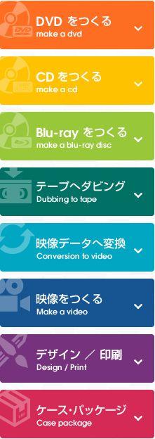 データ作成ガイド – テンプレートダウンロード   DVDプレスの料金・価格は必見!CD・DVDプレスのイメージ・ジャパン