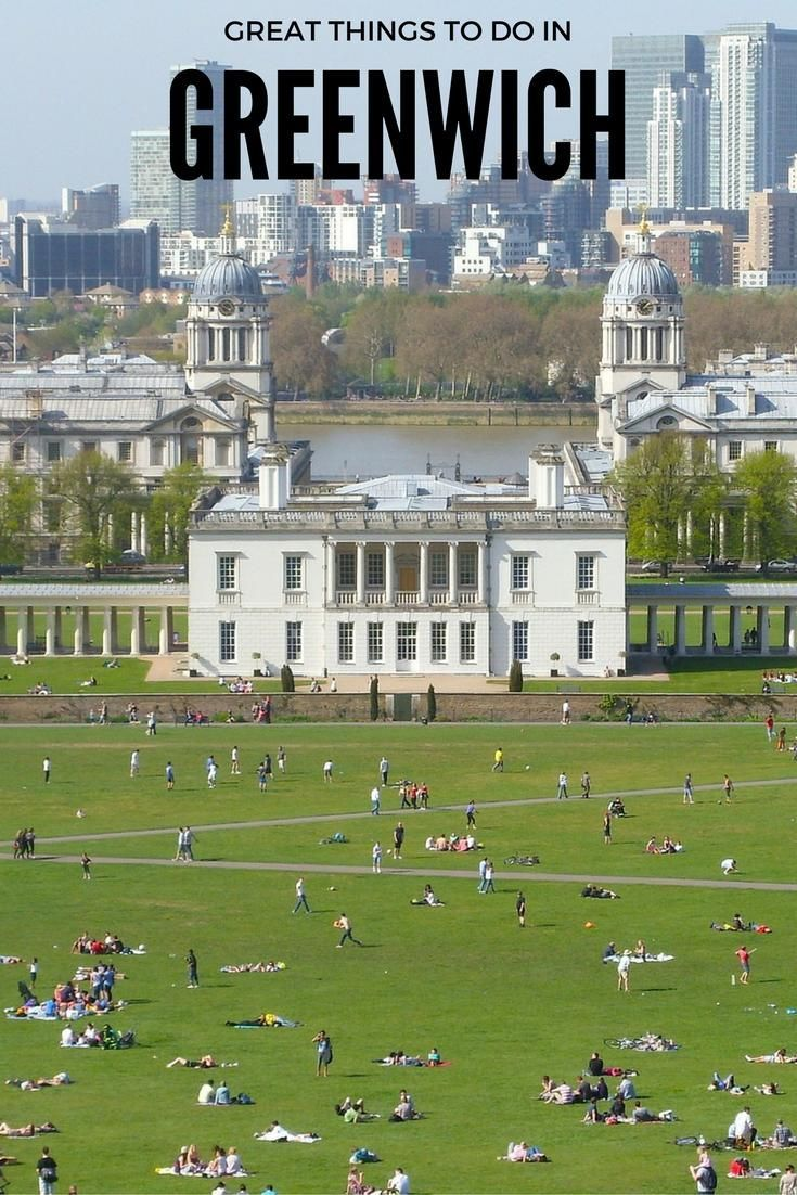 Greenwich   London - great things to do in Greenwich. Discover museums, restored clipper ship the Cutty Sark and walk over the meridian line at this fascinating area of London. A trip to Greenwich is a wonderful day out in London.