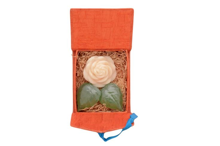 Buy Flower of Life -Flower-Shaped Soap Online at Low Prices in India - Amazon.in