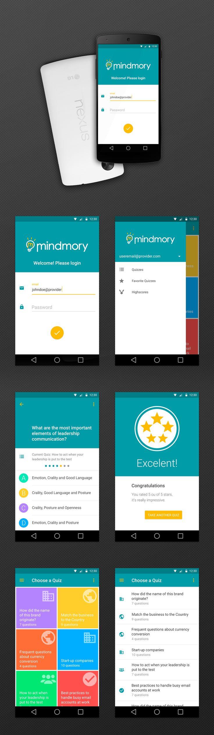 Design #39 di Rafael Marcon | The best learning app