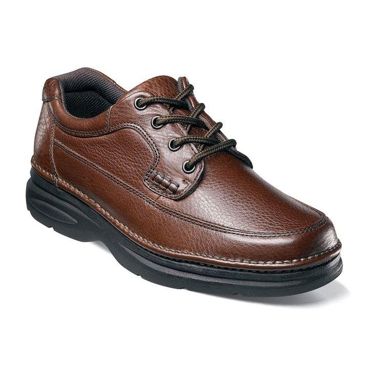 Nunn Bush Cameron Men's Casual Shoes, Size: medium (11.5), Brown