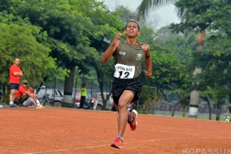 JAKARTA, AKARPADINEWS.COM   BEKERJASAMA dengan Run for Indonesia (RFI), untuk memperingati Hari Ulang Tahun Ke-64 yang jatuh tanggal 16 April 2016, Kopassus (Komando Pasukan Khusus) menyelenggarakan lomba
