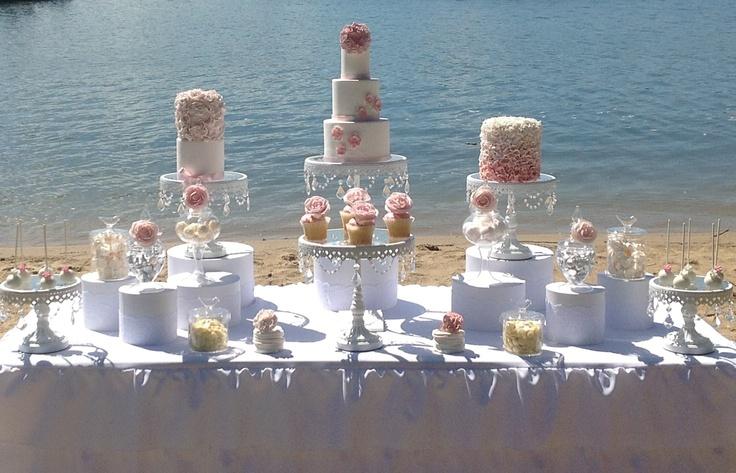 52 best candy buffet tables images on pinterest dessert for Table 52 dessert