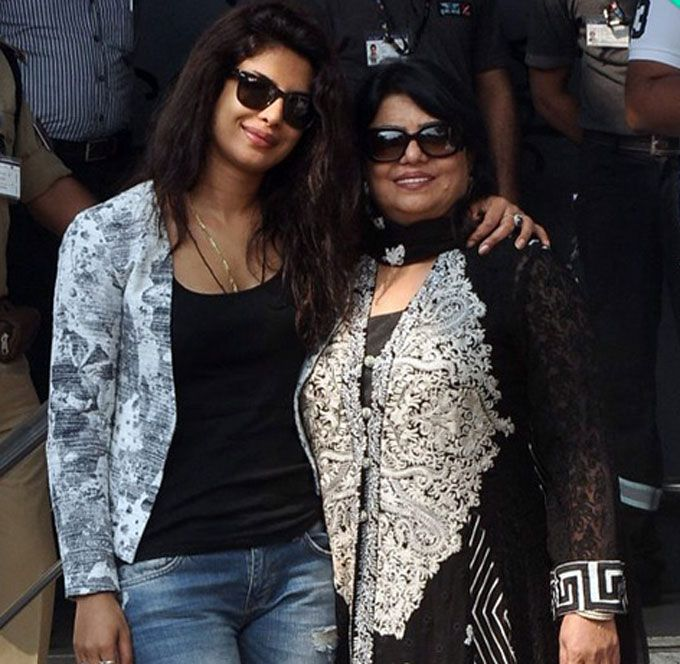 cool This Photo Of Priyanka Chopra's Facetime Session With Her Mom Will Make You Go 'Awww'!