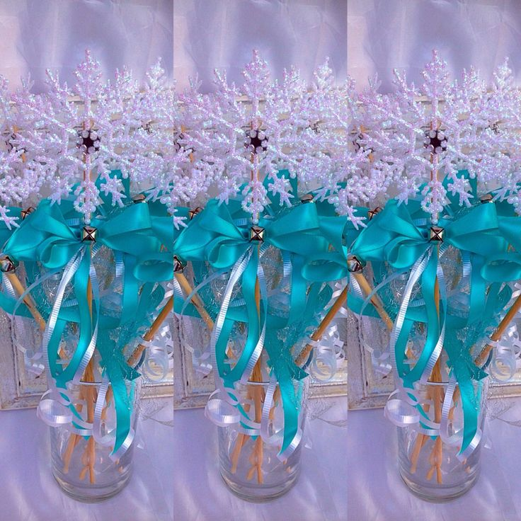 Frozen Themed Party Favors Images