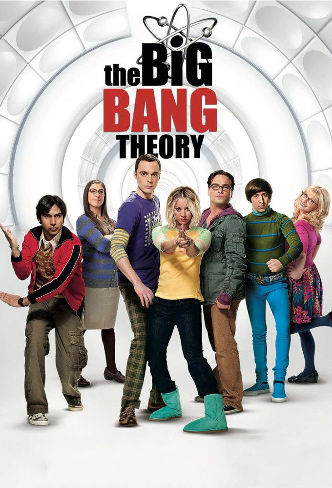 CBS The Big Bang Theory