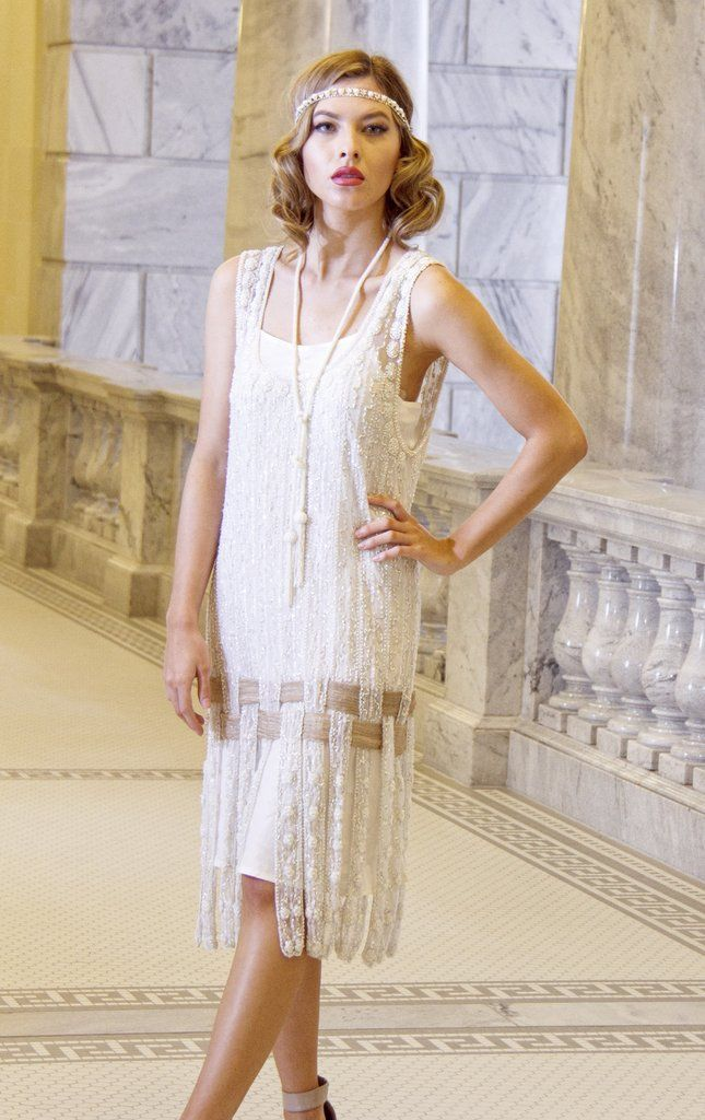 528 Best 1920s Wedding Clothes Images On Pinterest 1920s