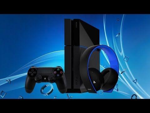 PlayStation Gold Wireless Stereo Headset - Jet Black   TOYS4KIDS.myonlinebiz4u2.com