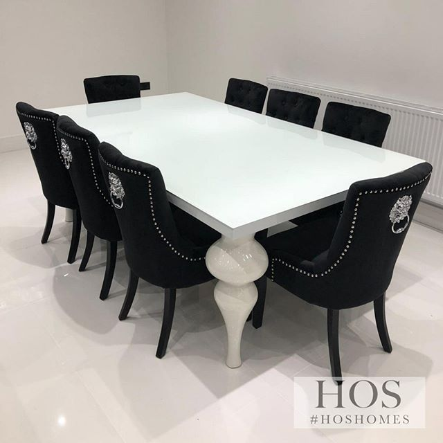 This Empire Deluxe Dining Set Is Goals 0 Interest Free Credit