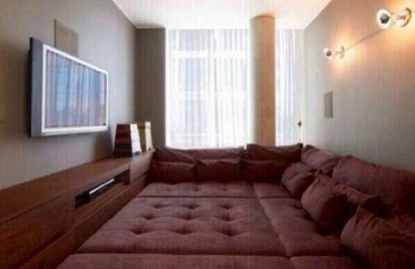 All bed no floor