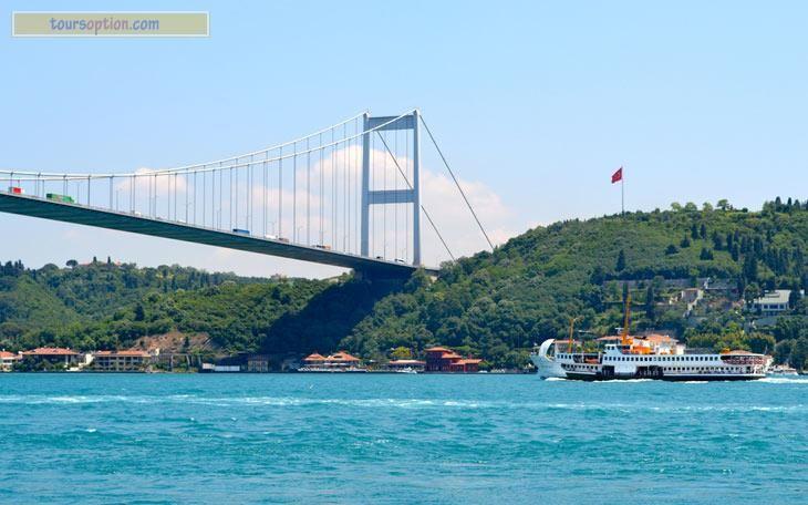 Bosphorus Dinner Cruise By Boat