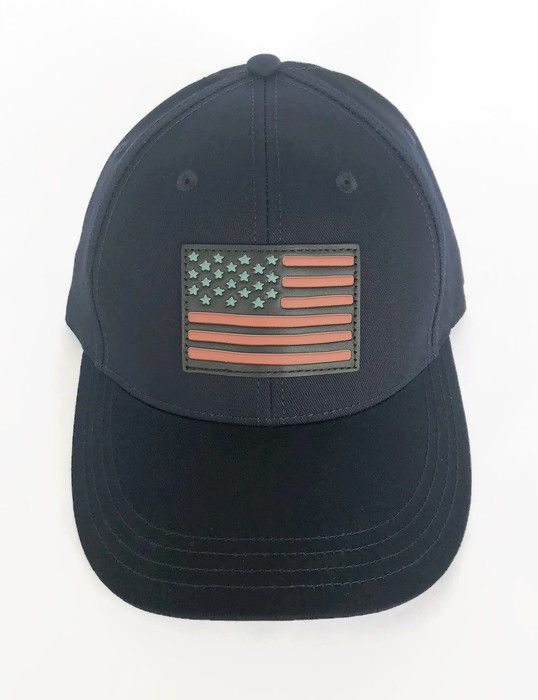 b3ad3ec23 Coach Hat F26807 | AMERICANA Navy | Mens Baseball Cap| Authenticity ...
