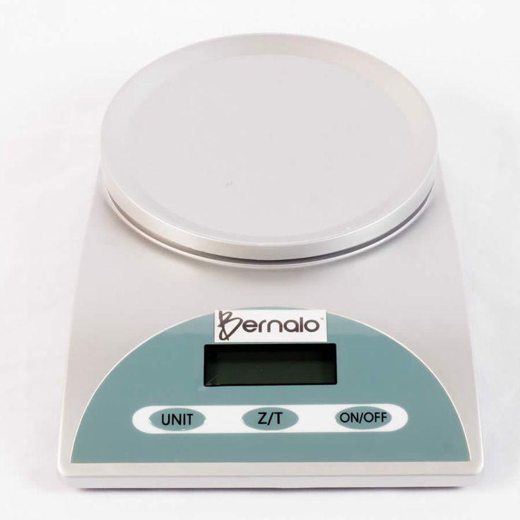 $84.900 Balanza Digital de Cocina con Bowl Grande y Capacidad de 5Kg.