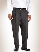 Palm Beach® Wrinkle-Resistant Pleated Pants, Casual Male Big & Tall, $65Palms Beach, Palm Beach, Dresses Pants, Wrinkle Resistance Pleated, Casual Male, Male Big, Dress Pants, Pleated Pants, Pin Pals