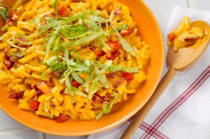 Mac Your Way: BLT Mac recipe USE WHOLE WHEAT PASTA FOR LESS CARBS