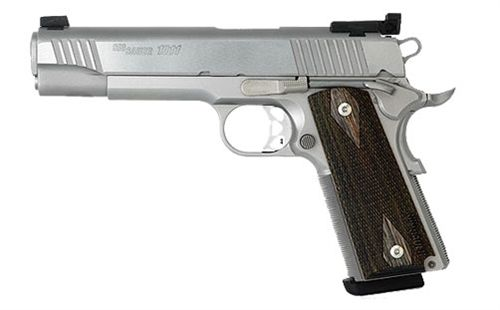 Sig Sauer 1911 Traditional Match 9mm Pistol 1911T-9-SME for sale! Call (570) 368-3920