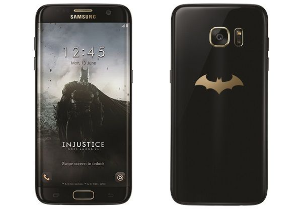SAMSUNG launches Batman-themed Galaxy S7 edge Injustice Edition - Price Video. #Android #Google @MyAppsEden  #MyAppsEden