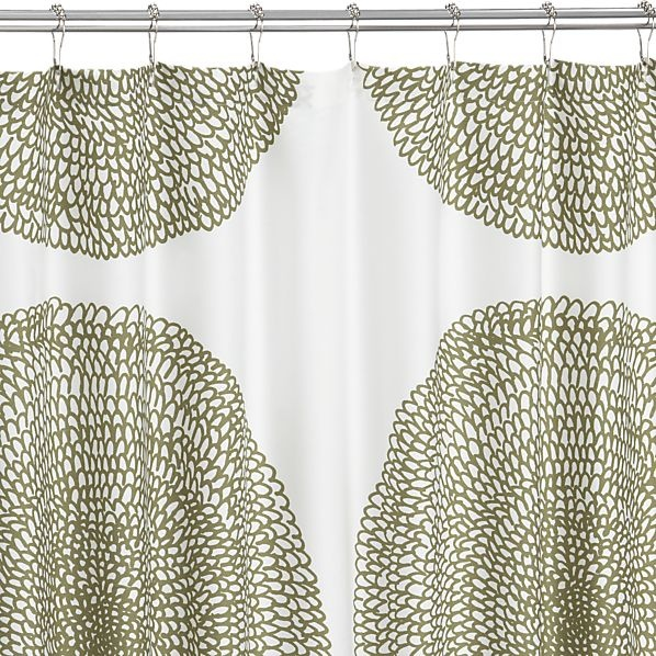 Shower Curtains crate and barrel shower curtains : 1000+ ideas about Marimekko Shower Curtain on Pinterest | Shower ...