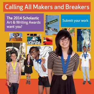 scholastic art and writing awards 2013 categories