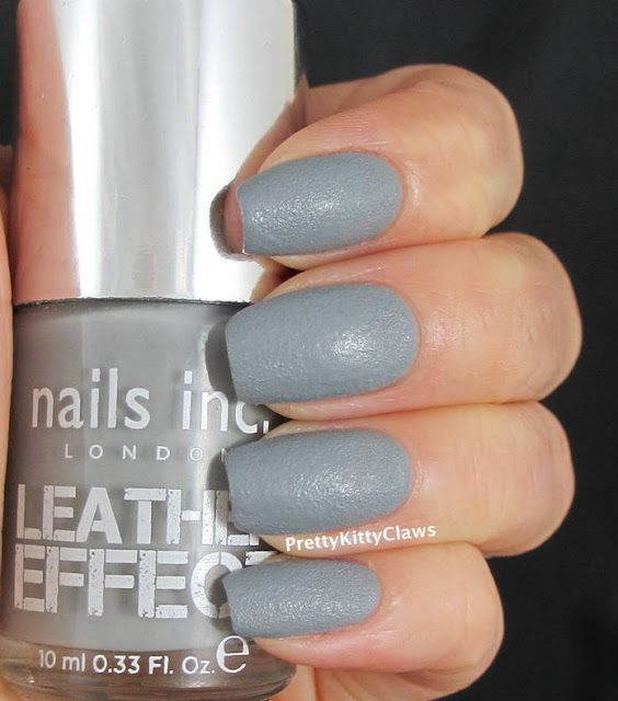 Old Compton Street - Nails Inc.   Leather